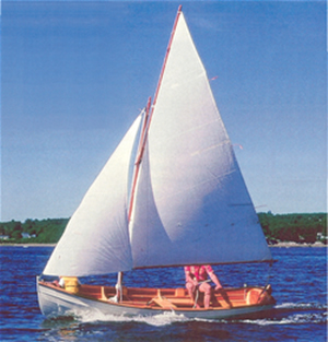 small sailboat kits