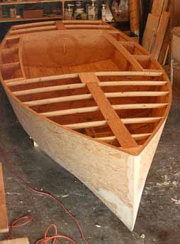 plans for wood boat