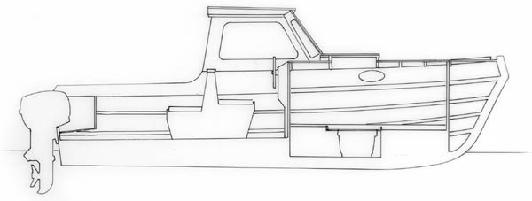 Woodworking wood bay boat plans PDF Free Download