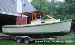 Wood Boat Plans, Wooden Boat Kits and Boat Designs - Arch Davis Design