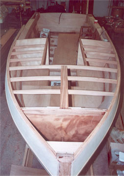 wood boat plans and kits