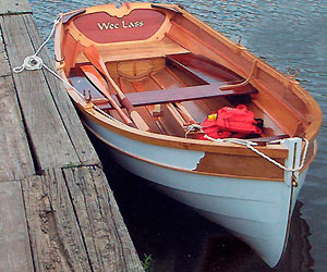 small wood boat plans
