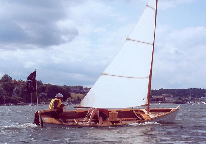Need a lightweight sailboat