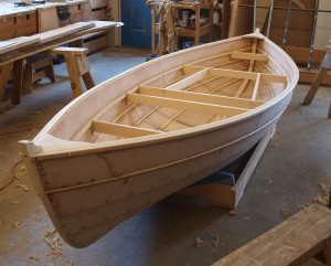 wooden boat kits and plans