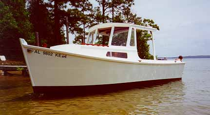 plywood boat designs